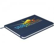 Coloured Banbury A6 Notebook