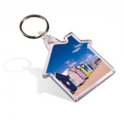 Picto Keyring - House