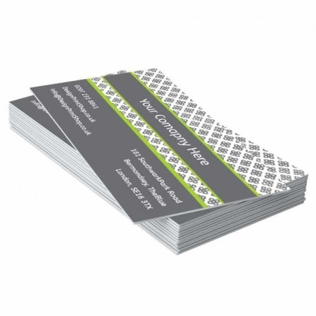 Singles Sided Standard Business Card Printing