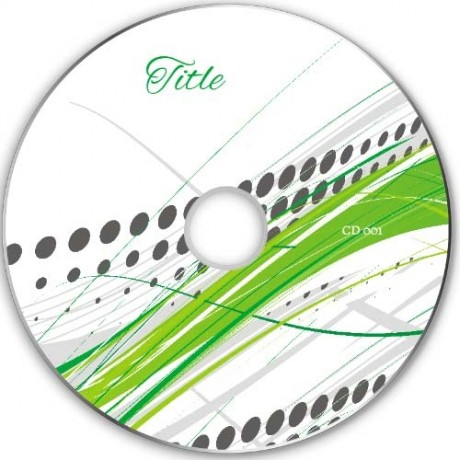 CD/DVD Printing Templates