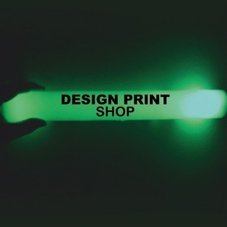 Design Print Shop Personalised LED Foam Stick