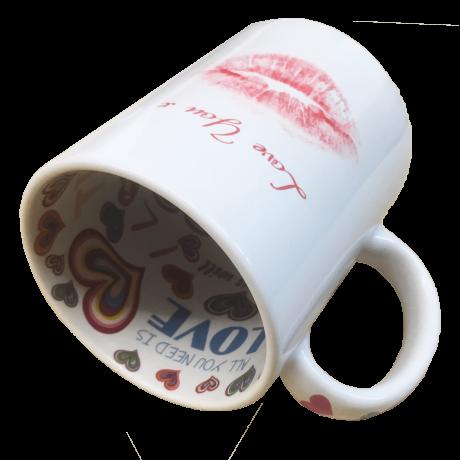 Personalised Valentines Day Mug