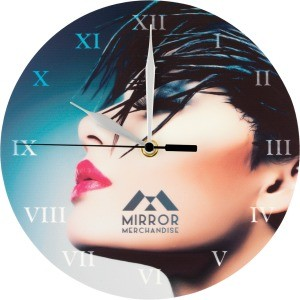 Circular Wall Clock - Medium