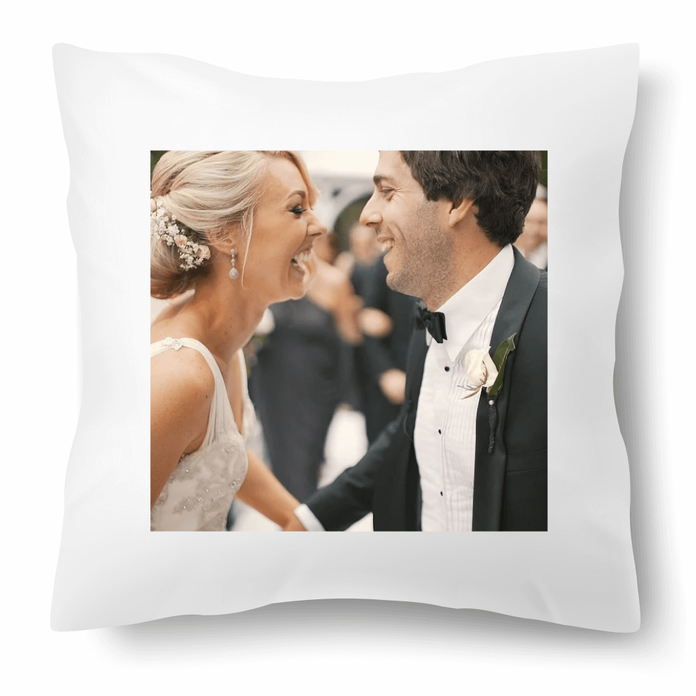 Personalised Soft Cushion
